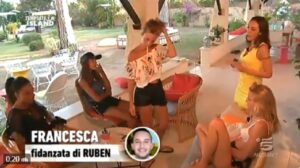 "Temptation Island 2017, Francesca Baroni: ""Voglio futuro al top. Con Ruben..."" VIDEO"