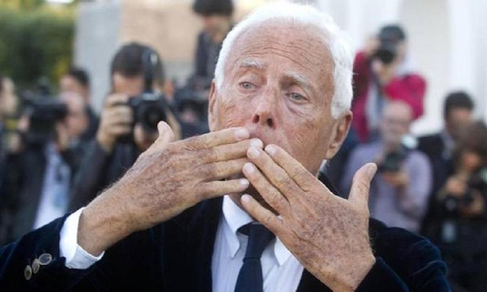 Giorgio armani successione e 39 tutto pronto for Successione 2017