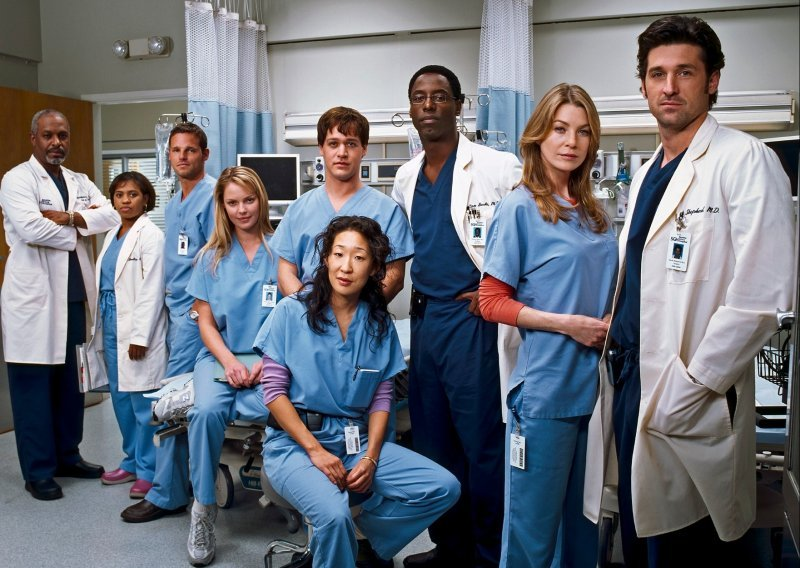 Pistoia, ispirata da Grey's Anatomy salva la vita al padre