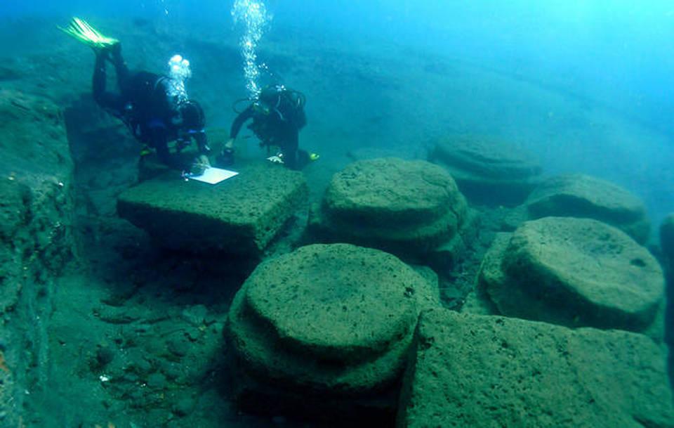 Villa Leghe Sotto Il Mare