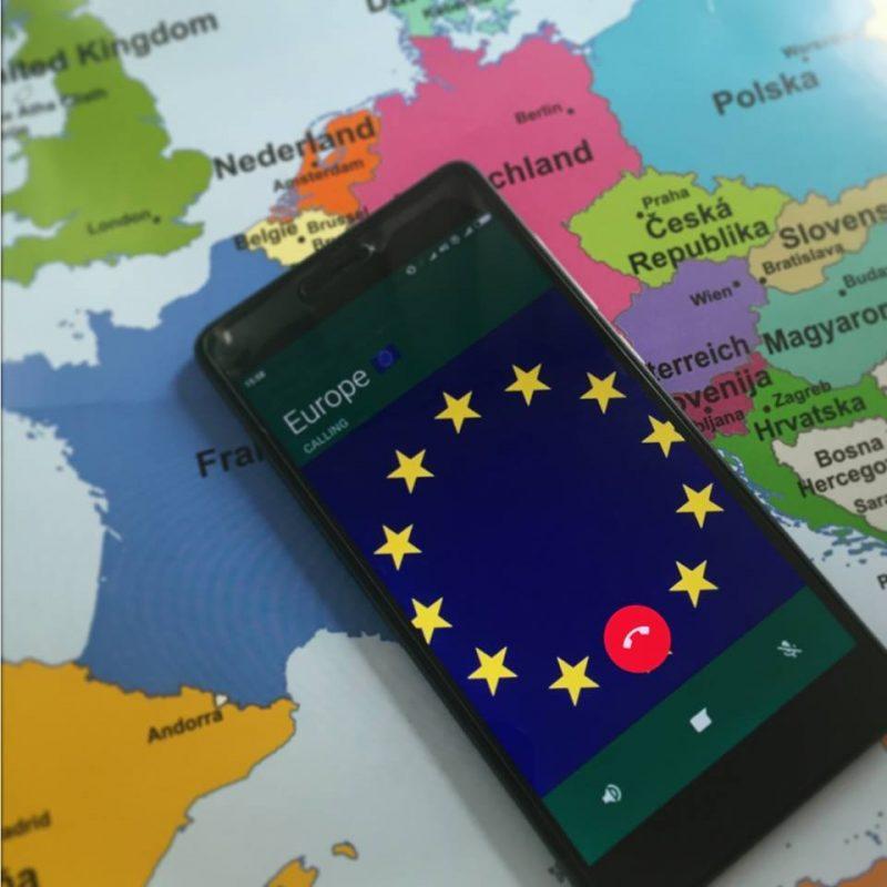 Roaming addio europa operatori ci marciano tim vodafone for Addio roaming