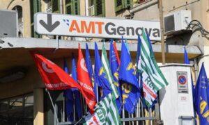 Sciopero mezzi Genova 17 luglio 2017 AMT: orari e fasce garantite