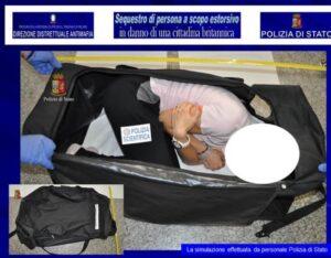 Modella inglese rapita a Milano per asta online: preso mitomane polacco che l'ha sequestrata FOTO