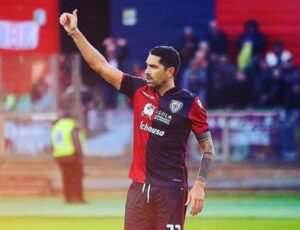 Marco Borriello, addio al Cagliari. Con un post su Instagram FOTO