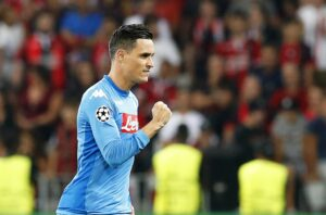 Champions League, il Napoli domina a Nizza e si qualifica ai gironi