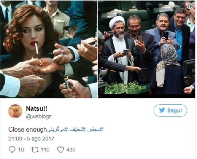 Mogherini in iran parlamentari italiani contro di lei for Foto parlamentari italiani