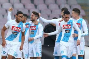 Napoli-Bournemouth streaming, dove vederla in diretta tv
