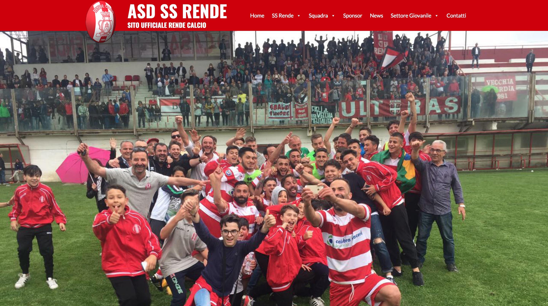Accolto il ricorso del Rende Calcio disposta l'iscrizione in Serie C