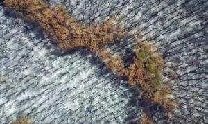 Vesuvio, pericolo colate di fango in autunno. VIDEO drone