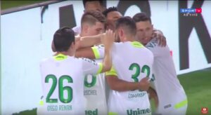 YouTube, gol di Alan Ruschel: momenti di commozione all'Olimpico