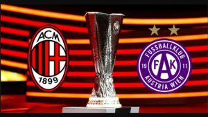 Austria Vienna-Milan streaming - diretta tv, dove vederla (Europa League)