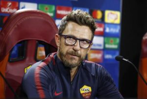 "Di Francesco replica a D'Alema: ""Lui sì che sa vincere"" VIDEO"