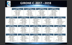 Girone C Serie C: classifica, risultati e calendario