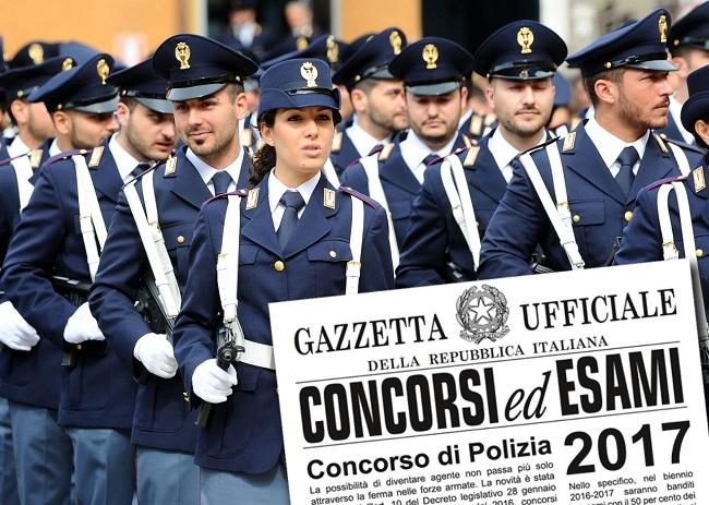 Concorso polizia di stato 2017 graduatorie e risultati for Prova dello specchio polizia youtube