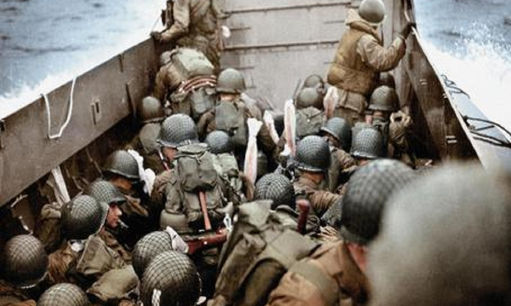Il veterano della seconda guerra mondiale una pallottola for Decorati 2 guerra mondiale