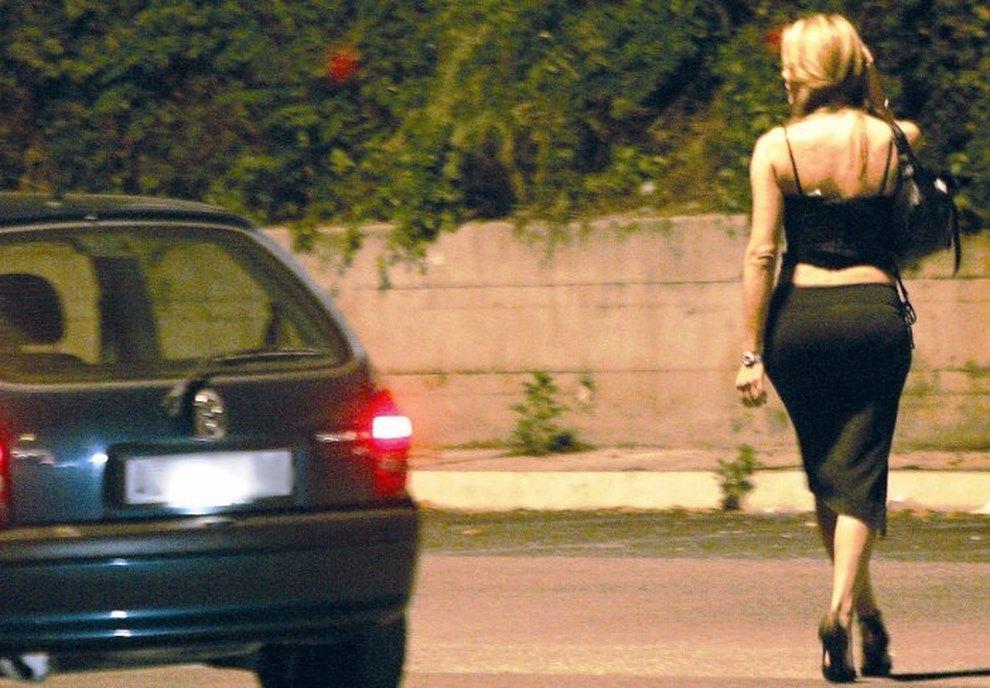 prostituta romana