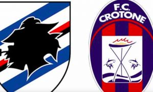 sampdoria-crotone-streaming