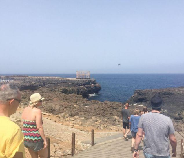 Ufo a Capo Verde: misterioso oggetto volante