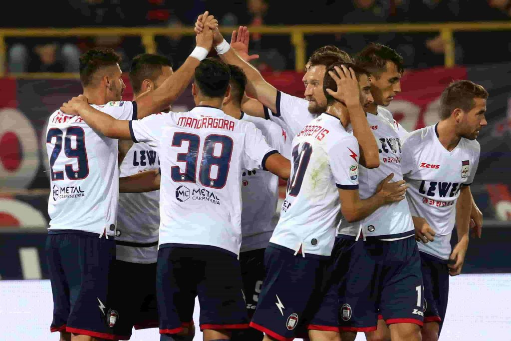 Bologna-crotone-video
