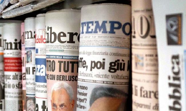 98cf8f7e44 Vendite giornali, settembre 2017: Corriere della Sera e Repubblica...