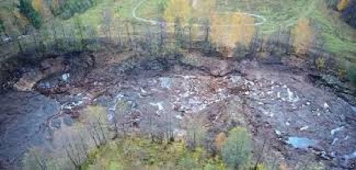 Lago sakantsi sparisce in pochi minuti in russia mistero for Cabine del lago vuoto