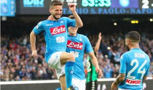 Napoli-Manchester-Streaming