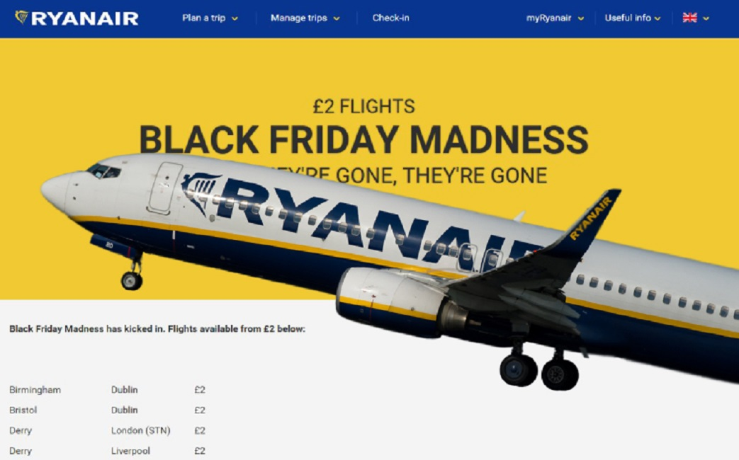 Black-Friday-Ryanair