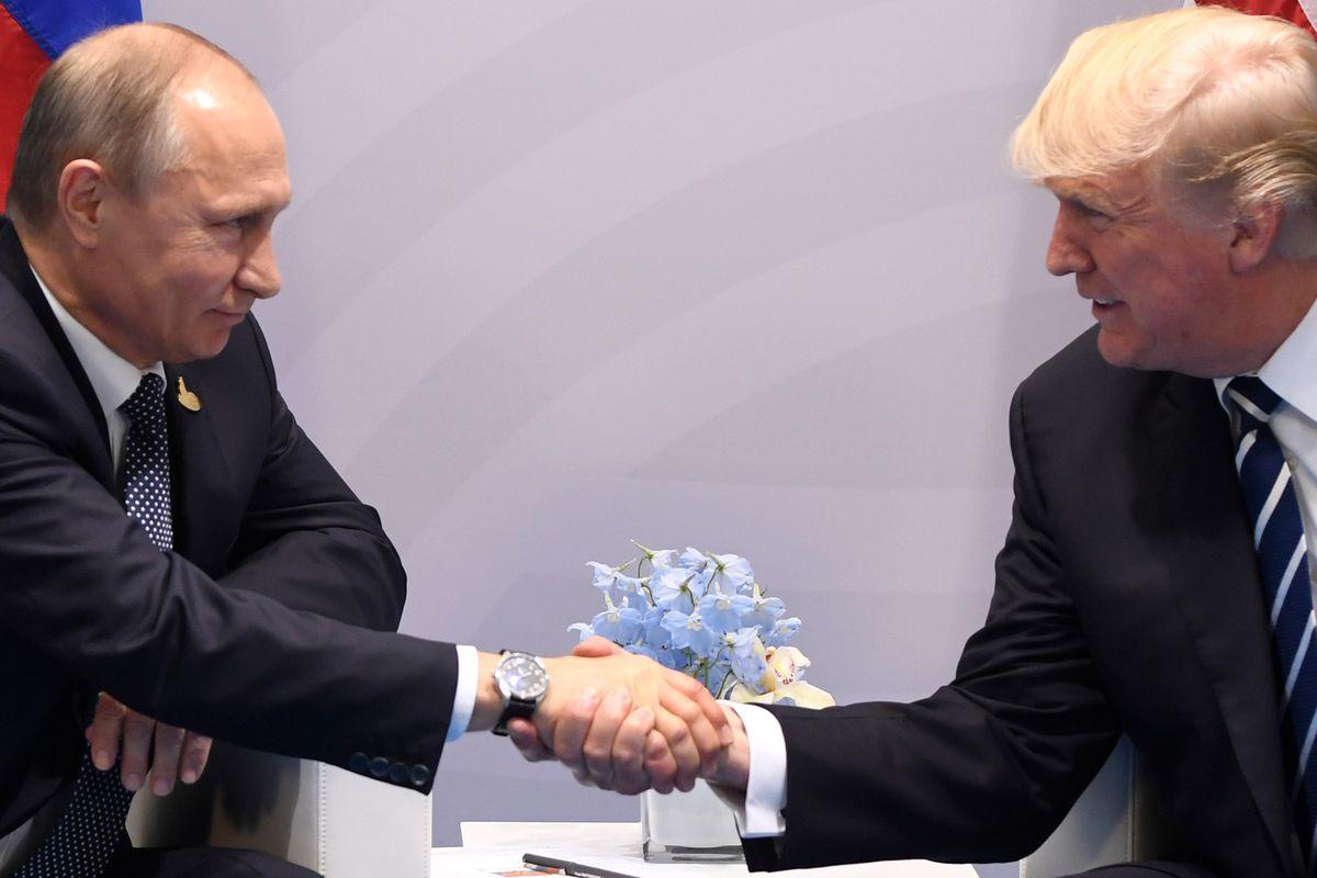 Russia. Putin ringrazia Trump.