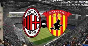 benevento-milan-streaming-diretta