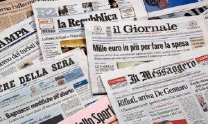 83b5bb9bc3 Vendite giornali ottobre 2017. Repubblica e Corriere mai così giù, gli  altri…
