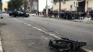 lecce-incidente