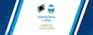 sampdoria-spal-streaming