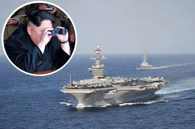 Aerei Da Caccia Corea Del Nord : Usa corea sud maxi esercitazione congiunta vigilant ace