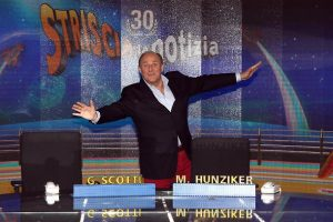 gerry scotti addio tv