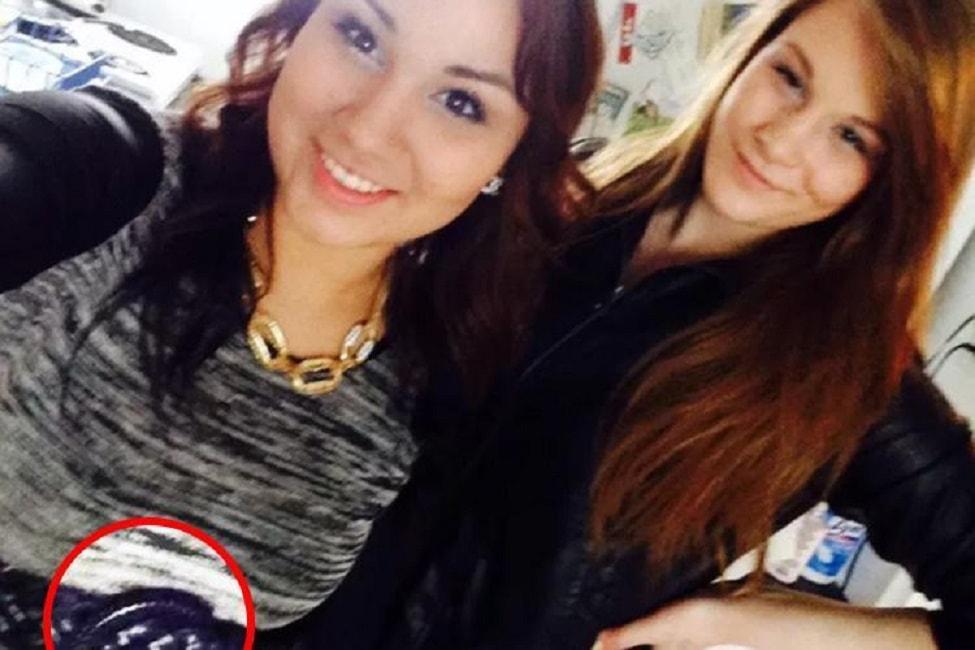 Scatta un selfie con l'amica e poi la strangola: incastrata dalla foto