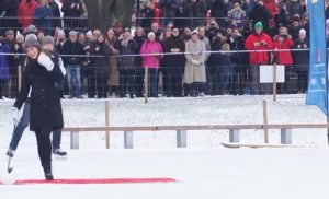 kate Middleton gicoa hockey Svezia
