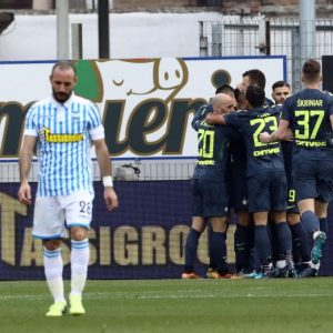 Spal-Inter 1-1 highlights, pagelle: Paloschi video gol, Vicari autogol