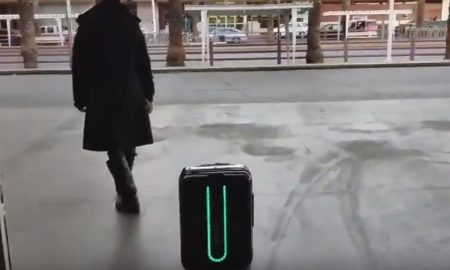 travelmate-trolley-robot