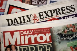 Editoria, Mirror compra Daily Express e Daily Star