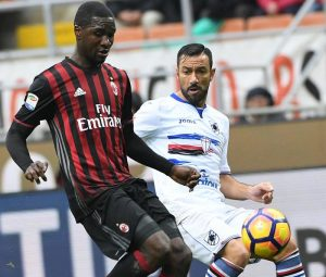 Milan-Sampdoria streaming - diretta tv, dove vederla (Serie A)