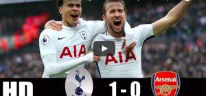 YOUTUBE Harry Kane gol in Tottenham-Arsenal, Juventus avvisata