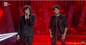 Ermal Meta e Fabrizio Moro, la canzone è un plagio? Il dubbio al Dopofestival