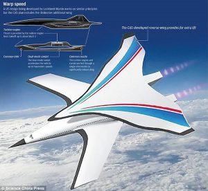 Cina svela aereo ipersonico vola da pechino a new york in for Iper super conveniente