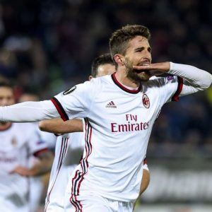 Ludogorets Razgrad-Milan 0-3 highlights, pagelle. Cutrone-Rodriguez video gol