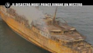 Moby Prince le iene