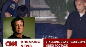 """Sylvester Stallone morto fake news"