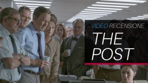 Film The Post. Una rete clandestina distribuì i documenti del Pentagono, così nell'ultima scena...