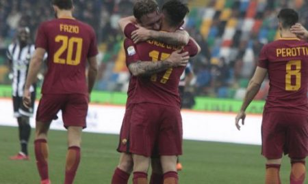 Udinese-Roma 0-2 highlights, pagelle. Under-Perotti video gol
