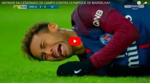 YOUTUBE Neymar, infortunio grave e lacrime: salta Real Madrid? Psg in ansia