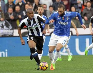 Juventus-Udinese diretta highlights pagelle